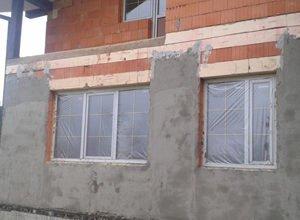 превью Правильное оштукатуривание фасада здания