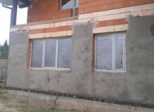 Виды работ по ремонту фасада здания